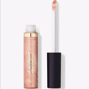 Tarte Tarteist Shimmering Lip Paint in Strike Gold
